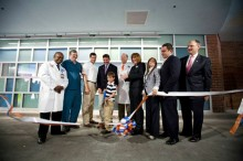 Pediatric Emergency Room Ribbon Cutting Ceremony