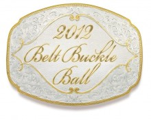 Tallahassee's 2012 Belt Buckle Ball