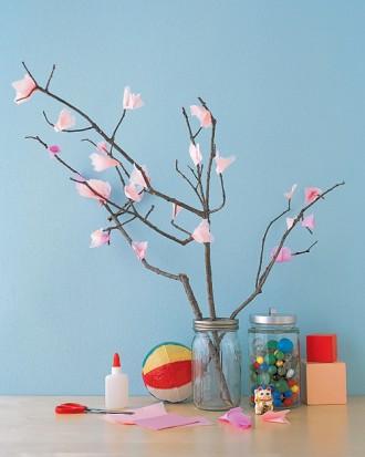 Tissue Cherry Blossom
