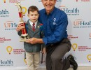 UF Health patient named Children's Miracle Network Hospitals Florida Champion