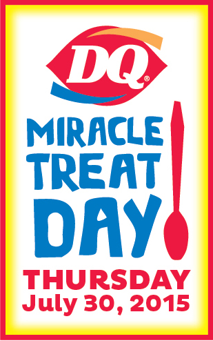 2009 CMN Miracle Treat Day Logo