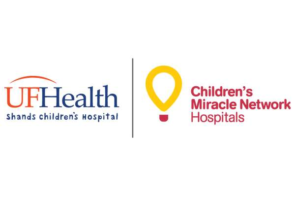 UF Health Shands Children's Hospital and CMN Hospitals Logo
