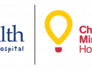 UF Health Shands Children's Hospital | Children's Miracle Network Hospitals co-logo