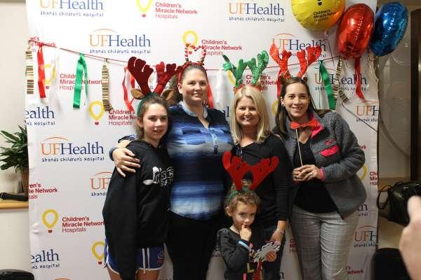 CMN UF Health Shands Children's Hospital Holiday Party
