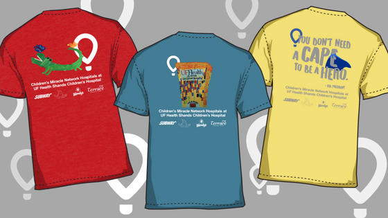 CMN Store Day banner with all three t-shirt designs