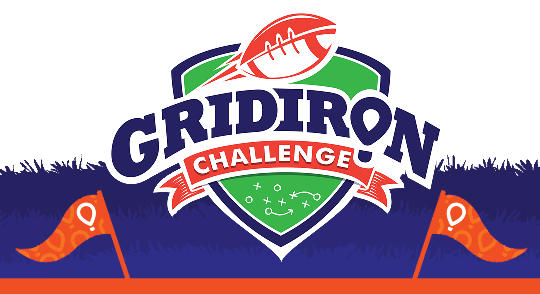 UF Health Gridiron Challenge Logo