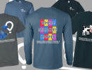 Three T-Shirt options for CMN Store Days