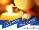 Give Hope Spread Joy