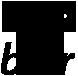 bidr black logo