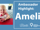 Ambassador Highlight: Meet Amelia