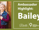 Ambassador Highlight: Meet Bailey