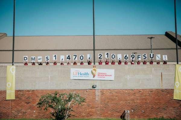 Dance Marathon at FSU total reveal 2021