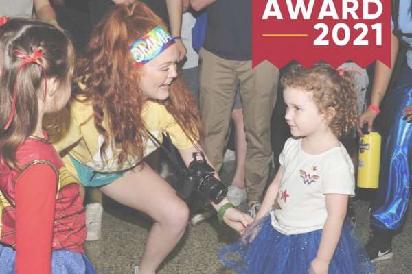 Dance Marathon at UF earned the Community Engagement Award, which recognizes the organization that executed a successful initiative, event or campaign to reach a new demographic in the campus or local community.