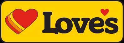 Love's Travel Stops logo.