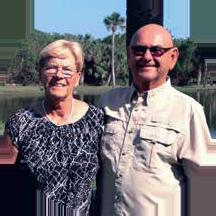 Bob and Sue Lynch