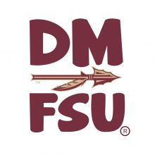 DM at FSU small logo