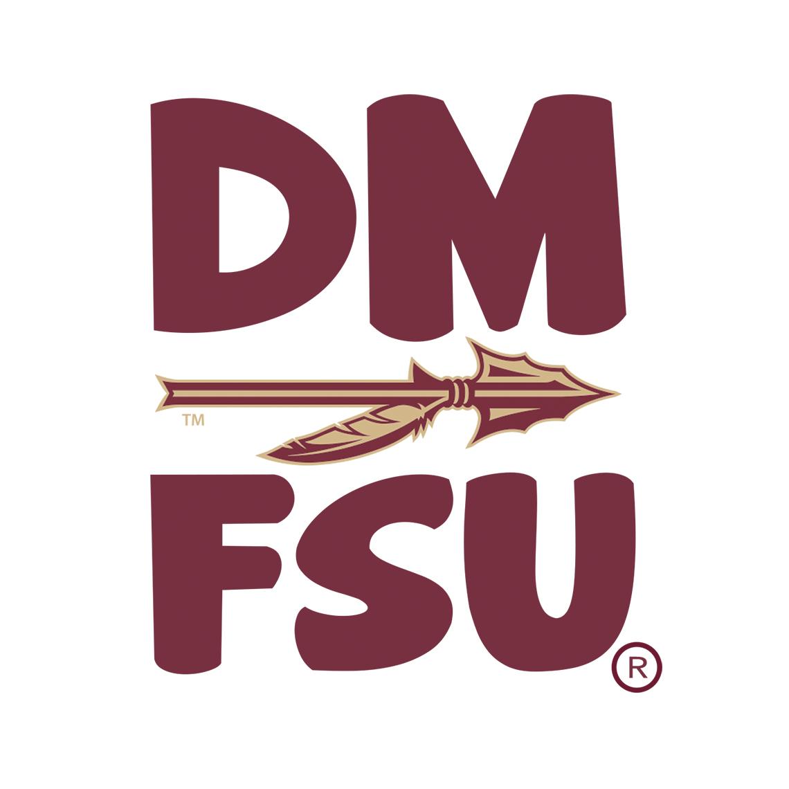 DM at FSU small logo