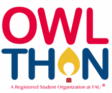OwlThon at FAU small logo