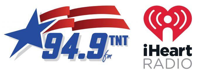 TNT iHeart Radio Logo