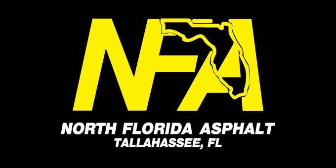 North Florida Asphalt logo