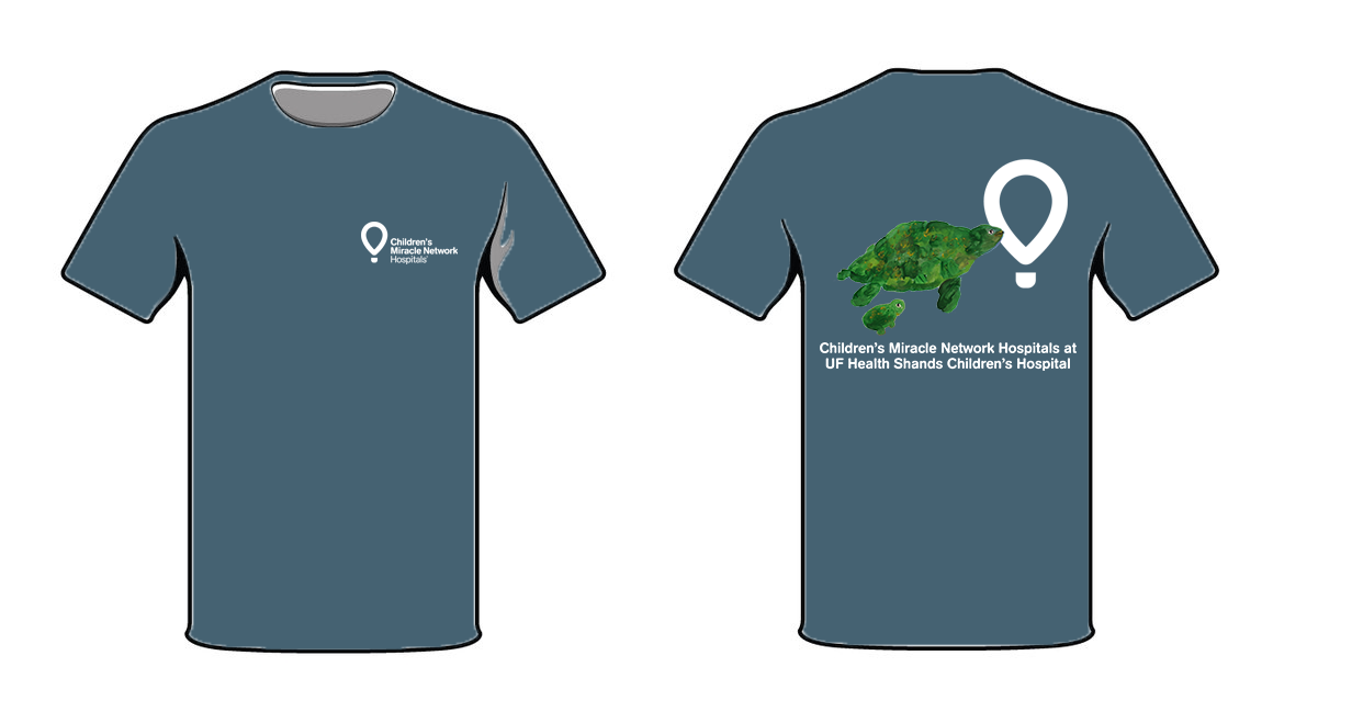 Sea turtles T-Shirt for CMN Store Days