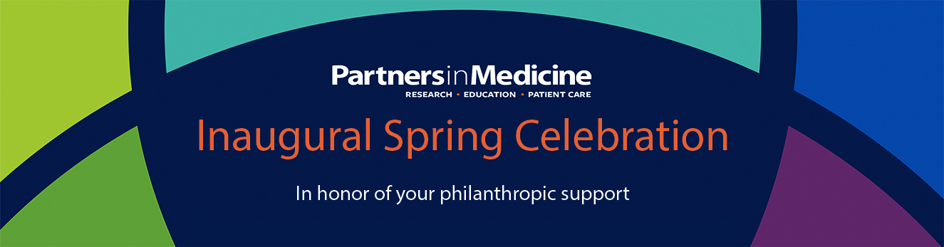 Partners in Medicine spring event