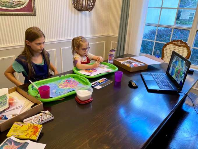 CMN Ambassador Evangeline Owens and her sister Shiloh