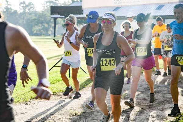 The NeSmith Way 5K (Photo by April Pinner)