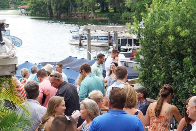 The Townsend Foundation Winter Park Wine Cruise