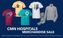 CMN Hospitals Merchandise Sale
